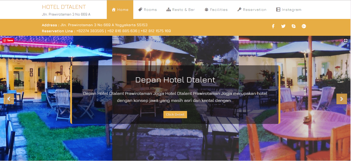 HOTEL DTALENT
